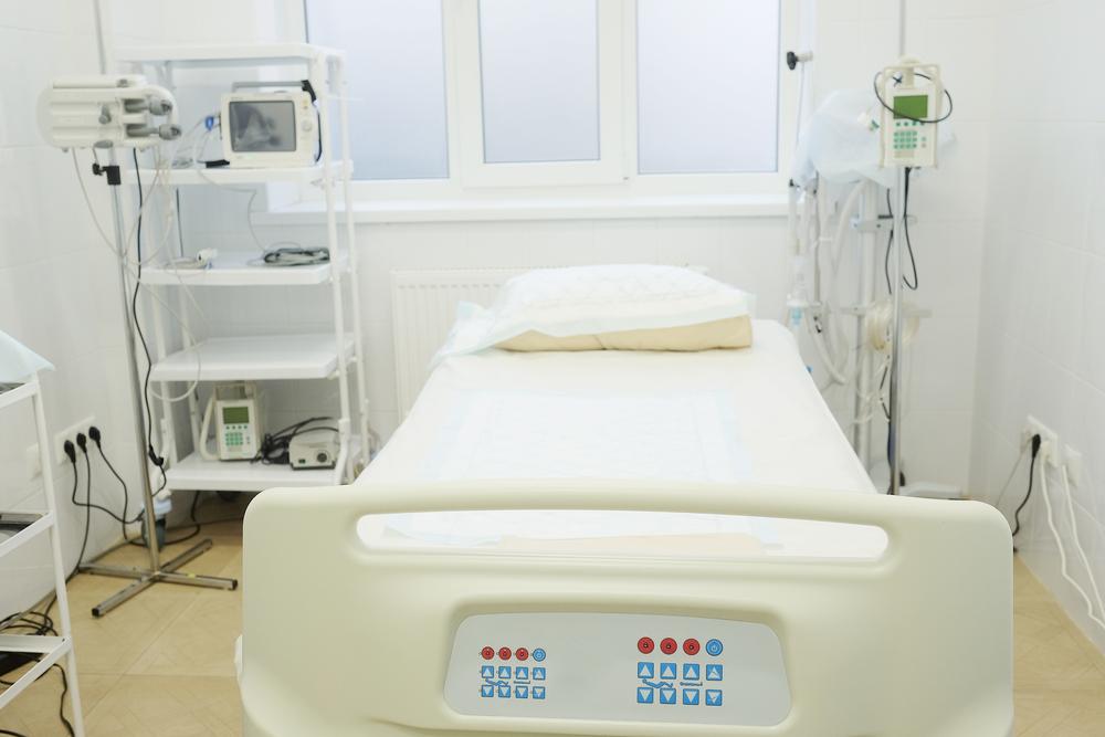 Crédit : hôpital par Shutterstock