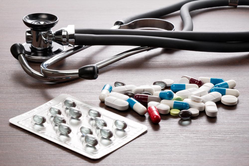 Crédit : médecine par Shutterstock