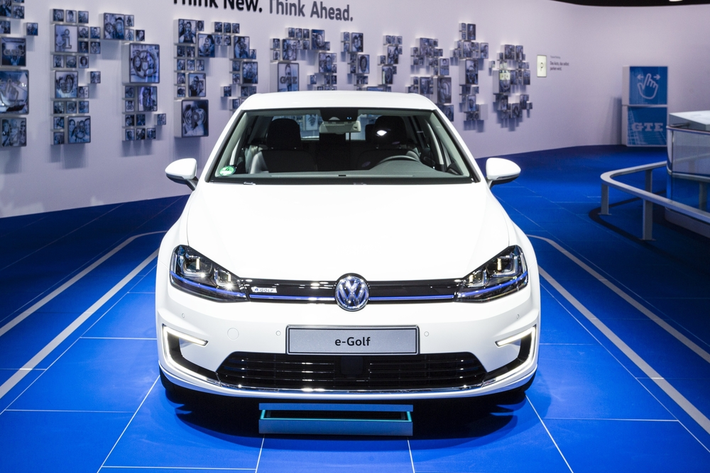 Crédit : Volkswagen par Shutterstock