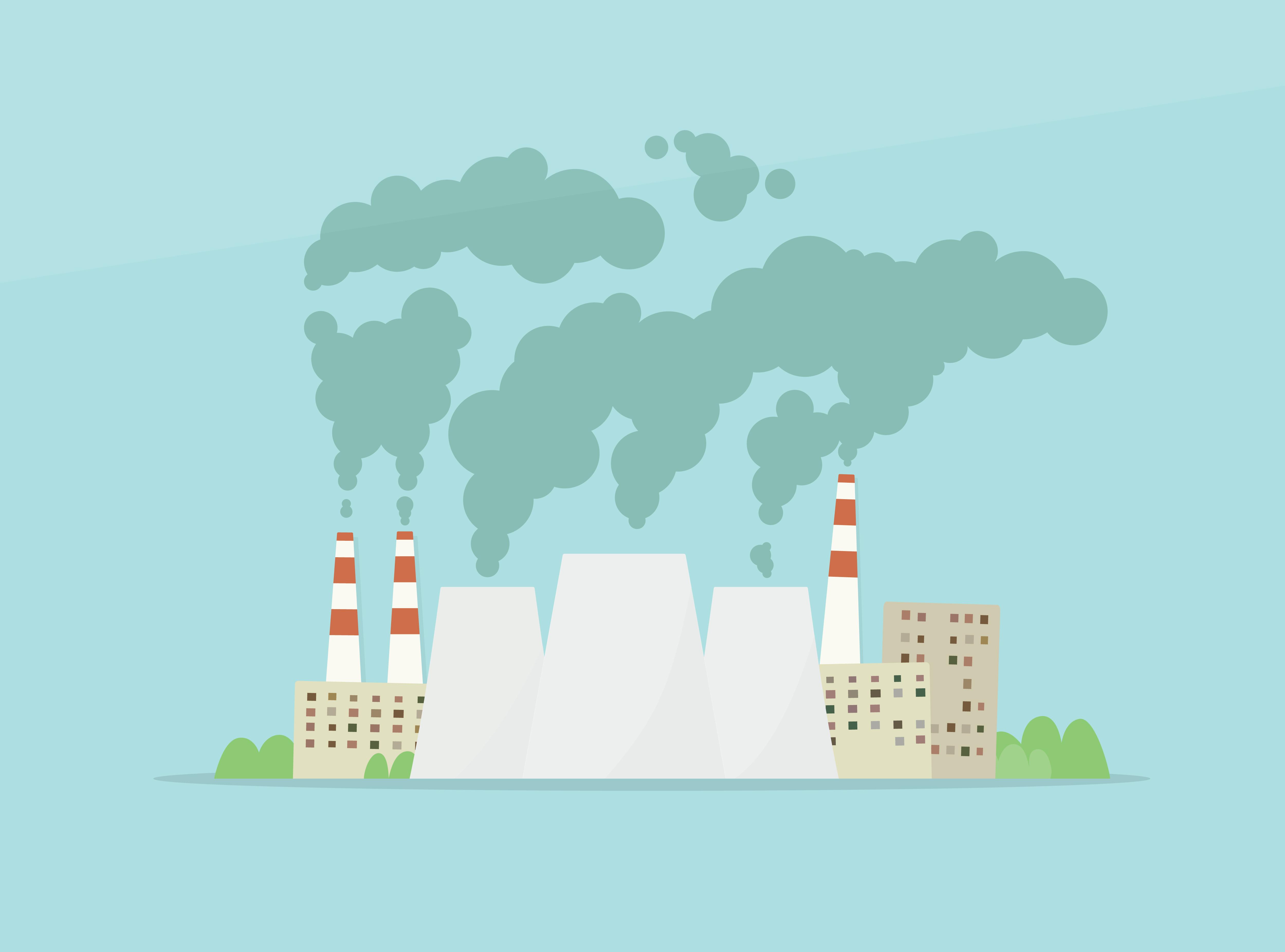 Crédit : pollution par Shutterstock