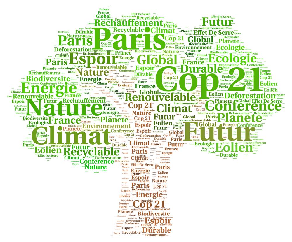 Crédit : COP21 par Shutterstock