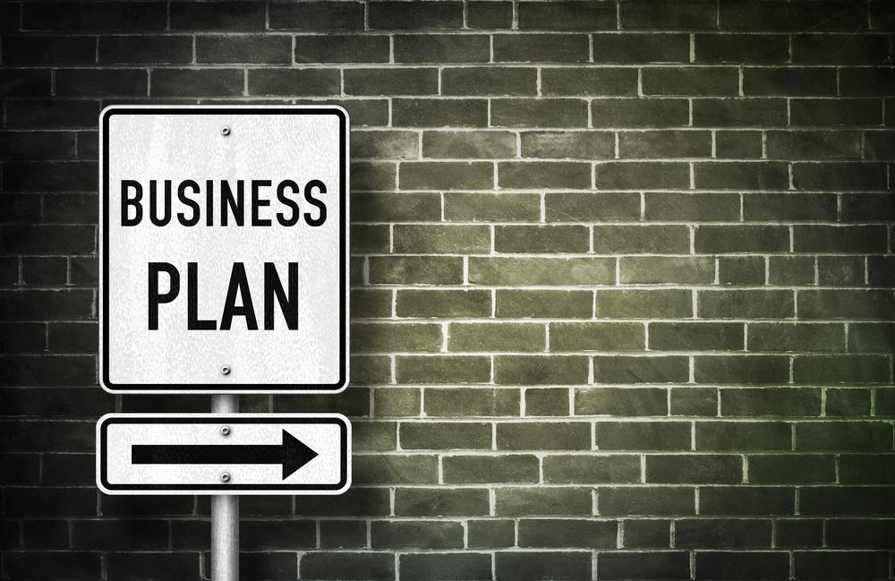 Crédit : business plan par Shutterstock