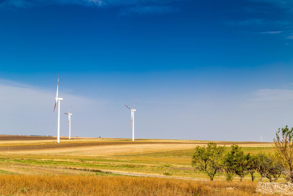 Crédit : énergie renouvelable par Shutterstock