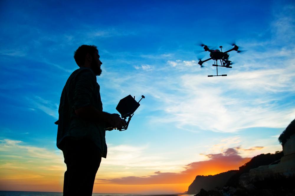 Crédit : drones par Shutterstock