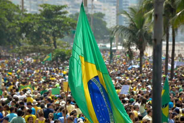 Crédit : Brésil par Shutterstock