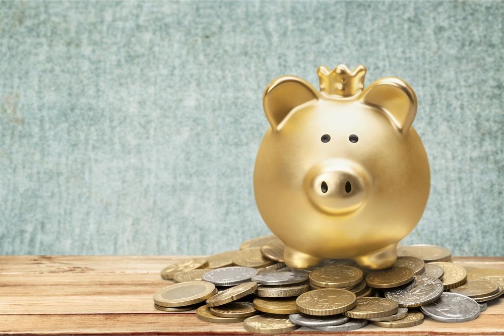 Crédit : argent de poche par Shutterstock
