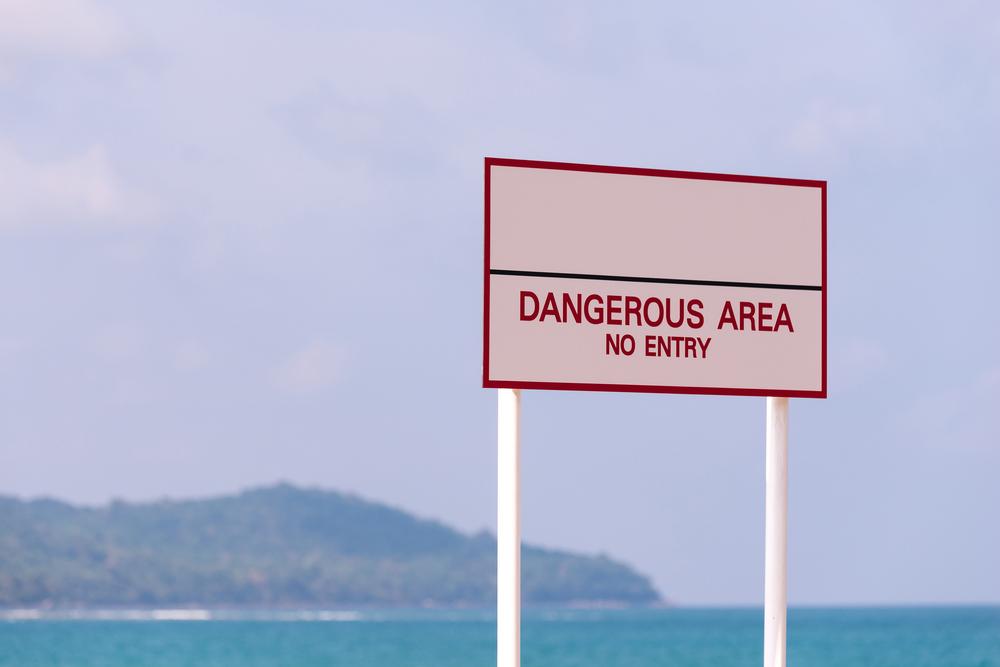 Crédit : risque par Shutterstock