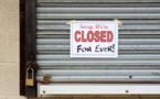 Léger rebond des défaillances d'entreprises