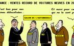Automobile : les délocalisations profitent du rebond du marché français...