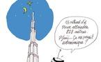 Dubaï, le Burj Khalifa culmine à plus de 800 mètres