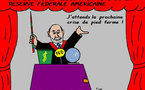 Ben Bernanke réélu à la tête de la Réserve fédérale américaine