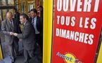 Travail dominical : Paris relance le débat