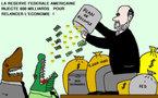 La  Fed  injecte  600 milliards  pour  relancer  l'économie...