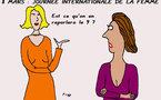 8 mars :  journée internationale de la  femme... Et après ?