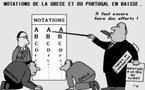Notations  du  Portugal  et  de  la  Grèce  en  baisse...