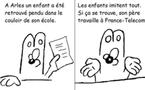 Suicide d'un enfant, la piste France Télécom privilégiée...