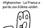 La France, perdue en Afghanistan...