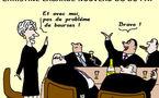 Au FMI, Lagarde fait l'unanimité...