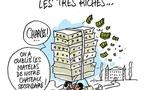 Hollande fait fuir les riches