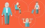 81 % des séniors souhaiteraient être pris en charge à domicile