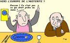 L'austérité pèse sur l'Europe