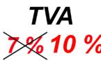 47 % des Français favorables au réaménagement de la TVA