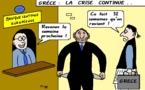 La Grèce ne sort toujours pas la tête de l'eau