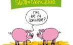 Le cochon est à l'honneur au salon de l'agriculture !