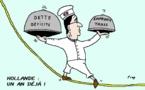 Hollande : un bilan d'équilibriste