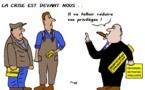 Crise : fin des privilèges