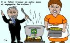 Brésil, la colère gronde !