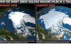 Le climat continue-t-il à se réchauffer ?