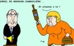 Merkel réélue, rien ne change