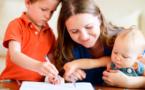 61 % des enfants de moins de trois ans sont principalement gardés par leurs parents