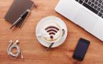 Une borne Wi-Fi pour 20 personnes en 2018