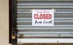 Défaillances d'entreprises : - 3,2 % sur un an