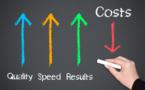 La réduction des coûts, premier enjeu pour les entreprises en 2015