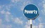 La pauvreté recule de 0,3 %