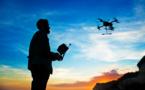 Utilisation commerciale des drones civils : un marché mondial de 172 MD$