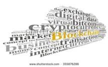 Crédit : blockchain par Shutterstock