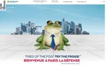 Paris vs Francfort : la bataille pour les Bréfugiés